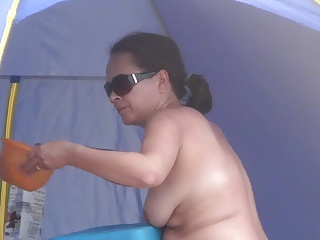 HD french wife eating cookies incredible 2