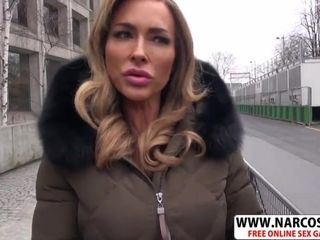 Attractive cougar Was spoke To Do pornography Film