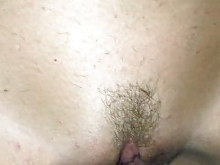 Cuming in excess of wives pussy as a last resort