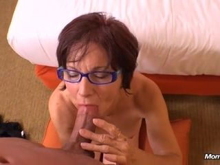Grannie pleases rigid meatpipe with all her fuck-fest practice