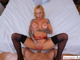 Great cougar Sarah Jessie point of view