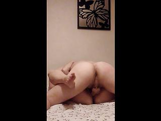 Moaning Mature BBW Slut!