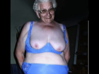 ILOVEGRANNY Their saggy tits are great