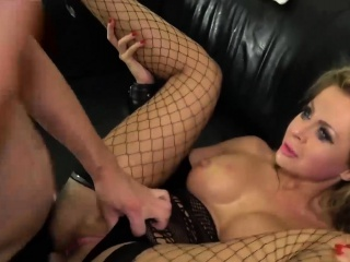 PASCALSSUBSLUTS - French cougar Joanna Bujoli culo demolished