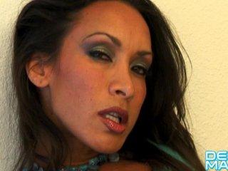 Denise Masino - Warm Tub Water - Female Bodybuilder