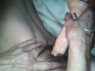 Redhead ma playing with massive di Lise from 1fuckdatecom