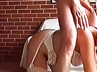 Danish Wife Fucked from behind pt1