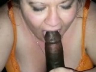 Bbw slurp that bbc Victorina from 1fuckdatecom