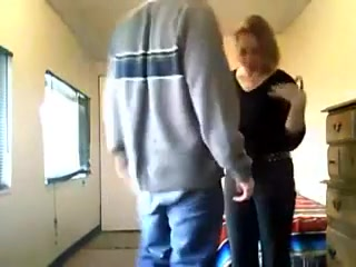 Covert webcam cougar visit 2