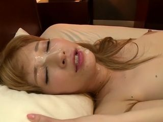 Insatiable asian nymph in hottest High stilettos, cougar JAV vid