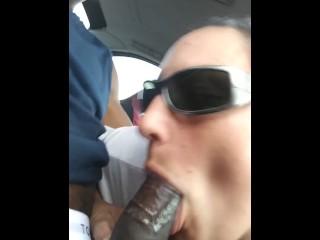 Great inhale job