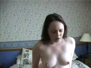 Revealed wifey dual foray and facial cumshot