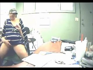 Cuckold husband watches as slut wife fucks co-worker - sluttypussycams.com