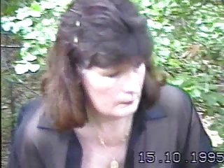 Angela. A walk in the woods