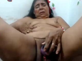 Roman granny masturbating not susceptible cam.