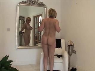 Unfaithful british milf lady sonia presents her oversized ti