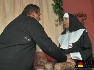 Schwester Gerta zu besuch!