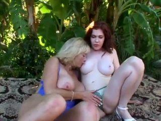 Amateur busty lesbian sluts outdoor face sitting