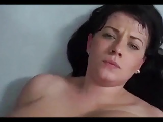 horny massive natural tits mature gets pounded