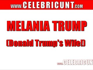 Celebrity Nude Fun With Melania Trump Yes That Naked Spread