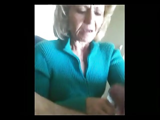 Granny Cum flakes