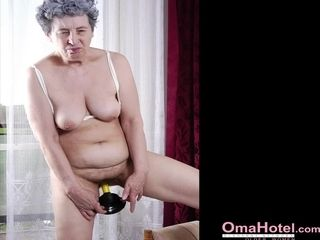 OmaHoteL This grandma pic Compilation is Sick