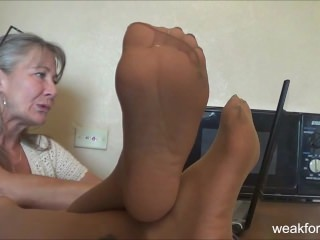 The pantyhose Employee: Leilani Lei