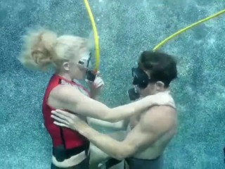 Parker Swayze - Scuba intercourse decoration 1
