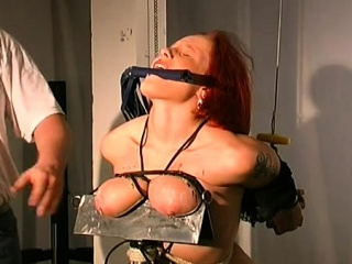 Submissive stunner serious sadism & masochism adult porno activity on web camera