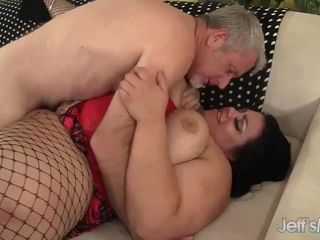 Broad together with beautiful Mia Riley mamma Fucks together with Cunt Fucks an elder statesman sponger