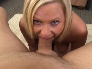 MILF swallow her passion