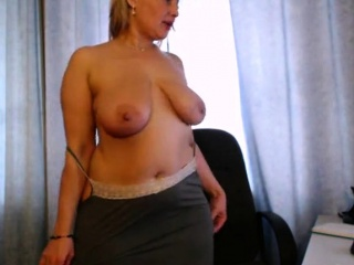 Clumsy russian adult BBW camgirl less big nuisance in the first place webcam
