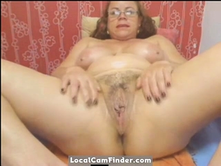 Cam - Colombian grandmother cougar taunting (no sound)