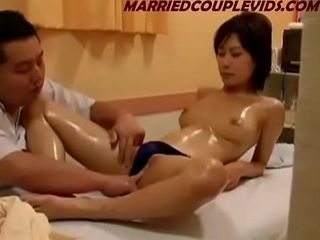 Japanese stud providing japanese wifey hottest MESSAGE WITH hump TOY--MARRIEDCOUPLEVIDS.COM