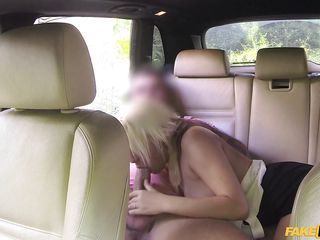 Taxi Driver Cheats On His Wife With A Passenger