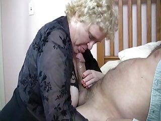 Plumper Fanny Nylon joy