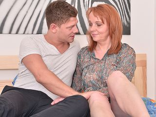 Insane housewife boning with the stud next door