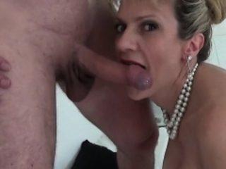 Unfaithful english mature lady sonia displays her massive ti