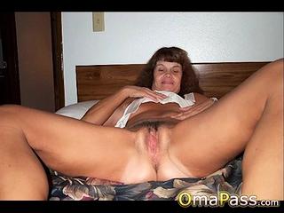 OmaPasS Homemade inexperienced Mature femmes Compilation