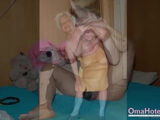 Mature and grandmother images compilation