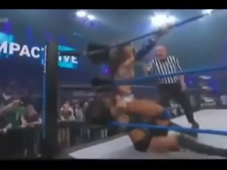 Stay Tessmacher stinkface montage