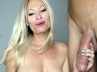 Brit cougar bj and hj