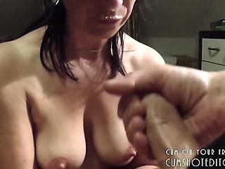 Amateur Wife Cumshot Compilation
