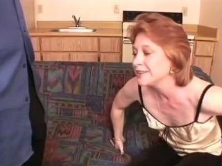 Mischievous porn industry star Rusty Rose in greatest facial cumshot, gilf hard-core sequence