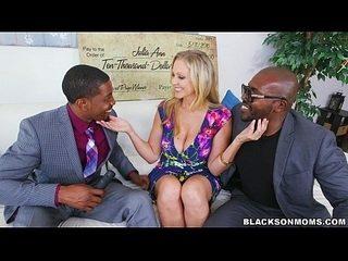 Black Cock Lover Julia Ann