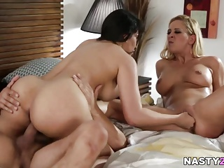 I'm saving your marriage! - Cherie DeVille, Mercedes Carrera