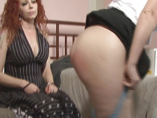 Mommy Spanks