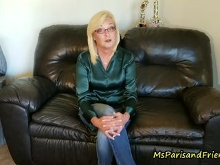 Ms Paris and Her Taboo Tales mother s Skype Call