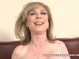 DOCEAN Milf legend spreads her Cunt for BBC