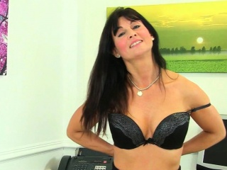 UK cougar Annabella Ford will be your mischievous assistant